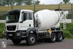 Camión MAN TGS 33.430 6x4 / EuromixMTP EM 7m³ EURO 6d hormigón cuba / Mezclador usado