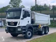 MAN TGS 33.430 6x4 EuromixMTP WECHSELSYSTEM truck used tipper