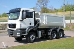 MAN TGS 33.400 6x6 / Mulden-Kipper EuromixMTP truck used