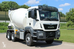 MAN TGS 33.400 6x6 / EuromixMTP EM 8m³ EURO 5 truck used concrete mixer