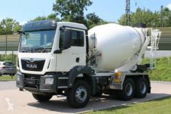 Camion MAN TGS 33.400 6x4 / EuromixMTP EM 8m³ EURO 5 béton toupie / Malaxeur occasion