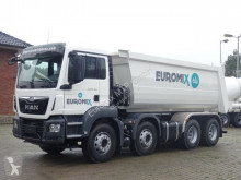 Camião MAN TGS 32.430 8x4 Euro6d /Euromix- Kipper / EURO 6 basculante usado