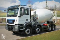 Camião betão betoneira / Misturador MAN TGS 32.430 8x4 / EuromixMTP 10m³ /EURO 6d 5150mm