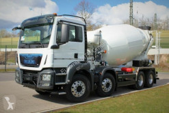 Camión MAN TGS 32.430 8x4 / EuromixMTP 10m³ /EURO 6d 5150mm hormigón cuba / Mezclador usado