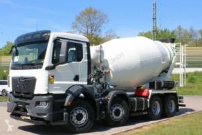 Camión hormigón cuba / Mezclador MAN TGS TGS 32.430 8x4 / EuromixMTP 10m³ / EURO 6d