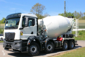 Camion MAN TGS TGS 32.430 8x4 / EuromixMTP 10m³ / EURO 6d béton toupie / Malaxeur occasion