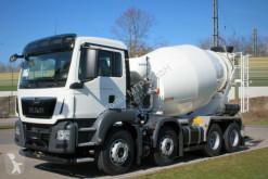 MAN TGS TGS 32.430 8x4 / Euromix MTP EM 9m³ SL EURO6d truck used concrete mixer