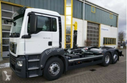 Камион мултилифт с кука MAN TGS TGS 26.470 / 6X2 Retarder/lenk-Achse/Euro6d