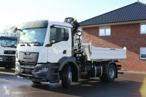 Camión volquete volquete trilateral MAN TGS TGS 18.400 TG3 4x2 Euro6d FASSI 155