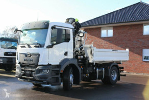 Camion benne MAN TGS 22.400 TG3 4x2 Euro6d FASSI 155