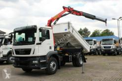 Camión MAN TGM 18.320 4x2 Euro6d Palfinger PK 11.001 SLD 3 caja abierta usado