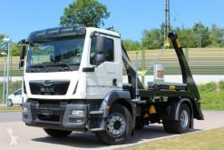 Camion MAN TGM 18.320 4x2 / Euro 6d HYVA - Absetzer benne occasion
