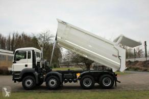 MAN tipper truck 41.400 8x4 EuromixMTP Hydraulisch TM20/ EURO 3