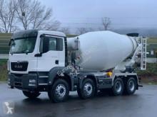 Camion béton toupie / Malaxeur MAN 41.400 8x4 / EuromixMTP EM 12m³ R / EURO 5