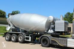 Vrachtwagen EUROMIX MTP 12m³ Mischauflieger tweedehands beton molen / Mixer