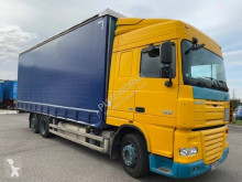 Camion DAF XF105 105.460, rideaux coulissants (plsc) occasion