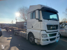 Camion porte containers MAN TGX 18.440