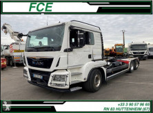 Camion MAN TGS 26.440 scarrabile incidentato