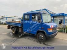 Camión Mercedes Vario Vario 816 D Kipper Meiller-Kipper Doka Euro 5 volquete volquete trilateral usado