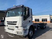 Iveco TRAKKER 290T41 6X4 truck used chassis