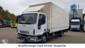 Camión Iveco ML75E18,188TKM orig.,LBW,3Sitze,Top Zustand! lona usado