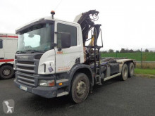 Scania hook arm system truck P 340