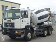 Camião MAN 26.272*Schalter*Tempomat*TÜV* betão betoneira / Misturador usado