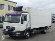 MAN 12.225*Schalter*AHK*Carrier Supra 550T*LBW* truck used refrigerated