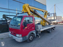 Camion Bizzocchi Nissan Cabstar With Platform 21m nacelle occasion