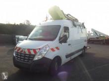 Camion nacelle Renault Master 125.35 Boom lift van France elevateur 142TP