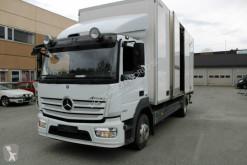 Camión furgón Mercedes-Benz Atego 1324 Closed box Truck with liftgate