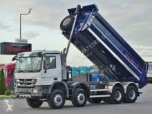 Mercedes LKW Kipper/Mulde ACTROS 4141 / 8X8 / KH-KIPPER / EURO 5 /