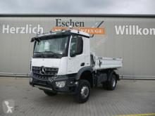 Camion benne Mercedes 1835 AK Arocs 4x4, MEILLER 3-S-Kipper, 2 Stück