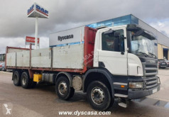 Камион Scania P 380 подвижно дъно втора употреба