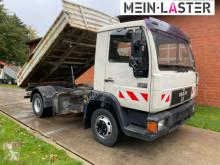 Camion MAN 8.224 Meiller 3 S-Kipper AHK 3 Sitze NL 2.430kg tri-benne occasion