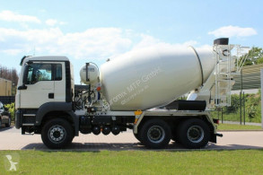 Anhænger cementmixer EuromixMTP EM 7m³ L Fahrmischr Aufbau