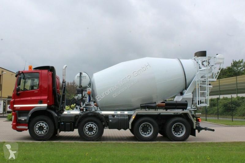 View images Euromix EuromixMTP EM 8m³ R Truck equipments