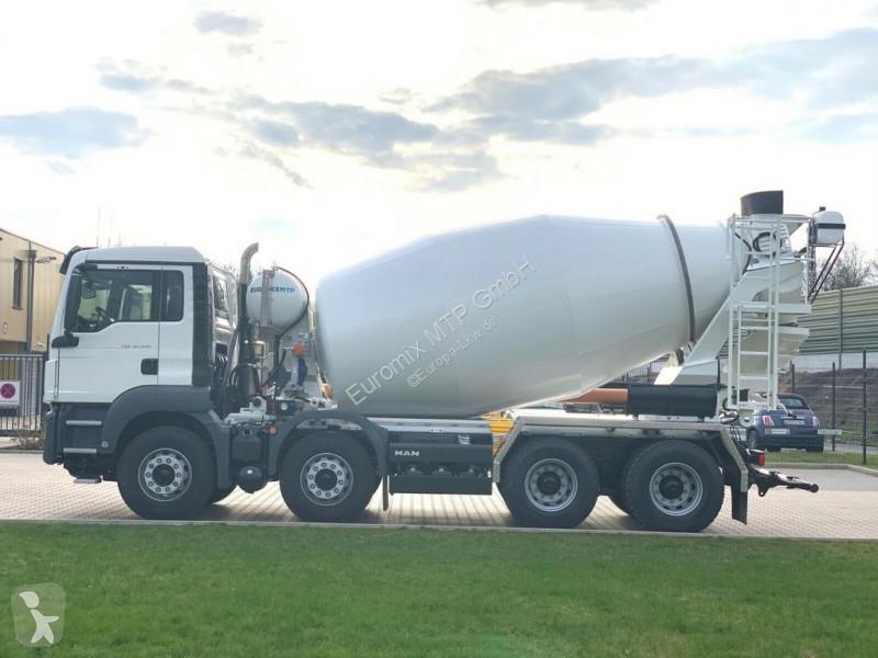 Преглед на снимките Оборудване за камиони Euromix EuromixMTP EM 9m³ L
