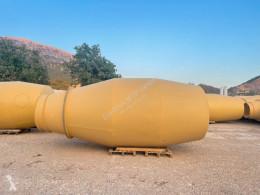 Mieszarka / betoniarka EuromixMTP Trommel von 7m³ bis 15m³