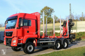 MAN timber truck TGS 33.510 6X6 BB EPSILON M 12Z Eruo6d