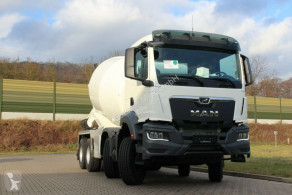 MAN TGS TGS 35.430 8x4 / EuromixMTP 10m³ NEUES MODEL TG3 truck used concrete mixer
