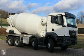 MAN TGS 35.430 8x4 EuromixMTP 9m³ NEUES MODEL TG3 truck used concrete mixer