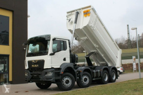 MAN TGS 35.430 8x4 / Kipper 18m³ Neues Model TG3 truck used tipper