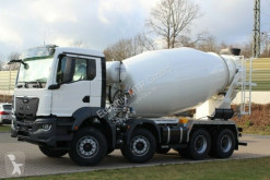 MAN TGS 35.430 8x4 NEUS MODEL TG 3 EM 10 truck used concrete mixer