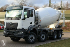 MAN TGS 35430 8X4 EURO 6d NEUS MODEL TG3 10 truck used concrete mixer