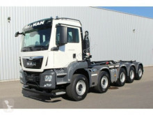 Camion MAN TGS 50510 10X4 multibenne occasion