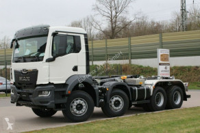 Camião poli-basculante MAN TGS TGS TG3 35.430 8x4 / Hyva Lift Typ: Titan