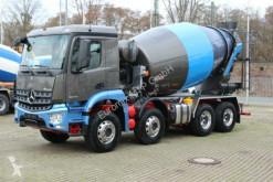 Mercedes Arocs 5 3240 8x4 / EuromixMTP 9SL Euro6d truck used concrete mixer
