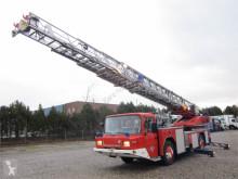 Vrachtwagen Deutz Magirus 256 V8 Stige DL23-12 30 m. tweedehands brandweer