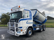 Scania R520 truck used tipper